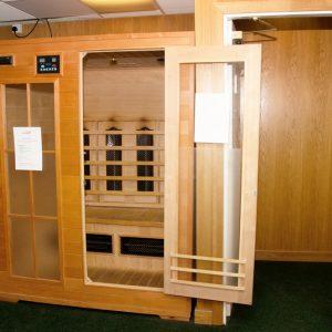 LuvGym-Sauna