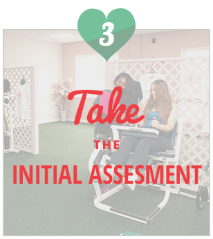 Take the Initial Assessment